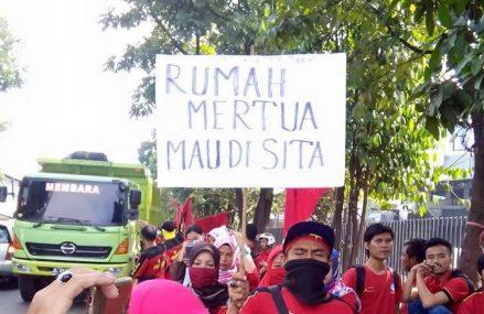 Dituduh Mogok Kerja, Buruh PT Metro Tara Digugat Rp13,79 Miliar