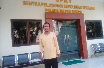 Terima Ancaman Pembunuhan, Aktivis Serikat Buruh Lapor Polisi